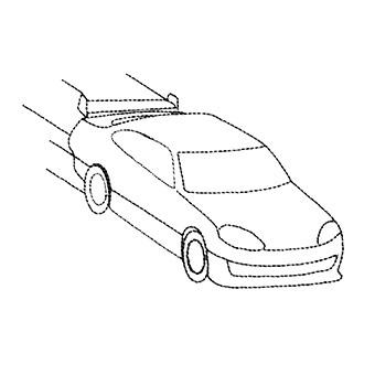 Auto Racer Icon-It