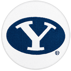 Brigham Young University Patch