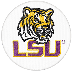 Louisiana State University Patch