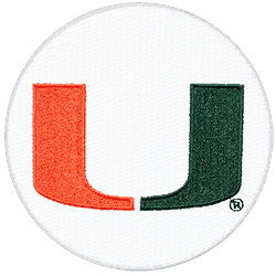 University of Miami Patch
