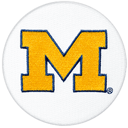 The University of Michigan Patch
