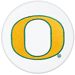 University of Oregon Patch