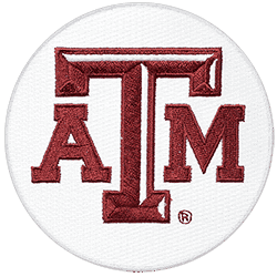 Texas A&M University Patch