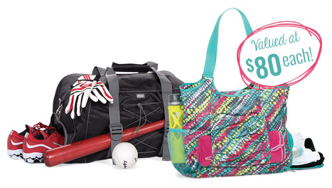 All-Pro Tote and Pro Duffle