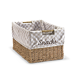 Your Way® Rectangle Basket Liner
