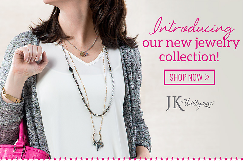 Introducing our new jewelry collection